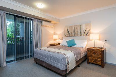 The Brighton Toronto Easy Access Bedroom