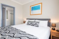 The Brighton One Bedroom Apartment King Bed and Ensuite
